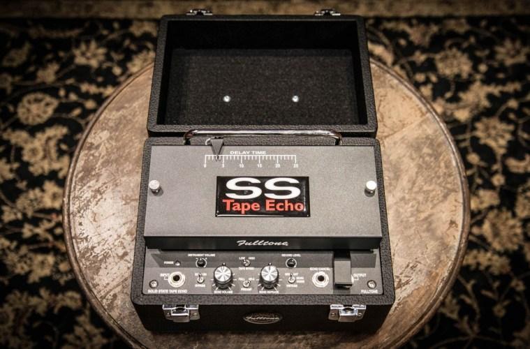 Fulltone Solid State Tape Echo