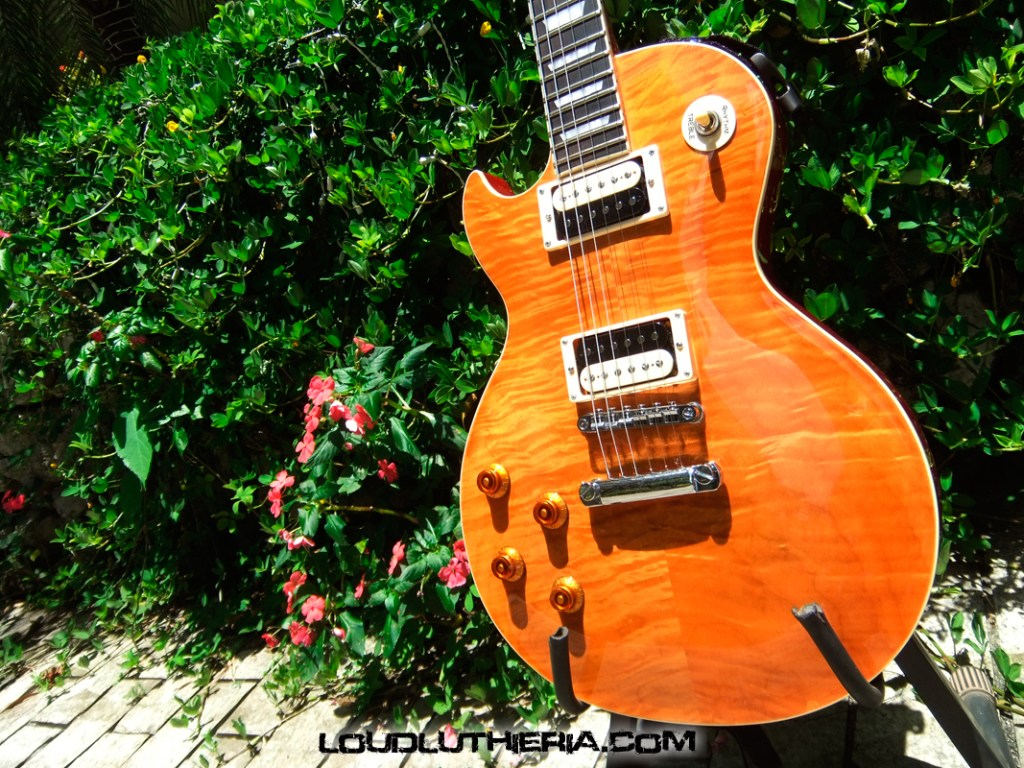 Les Paul Slash Lefthanded