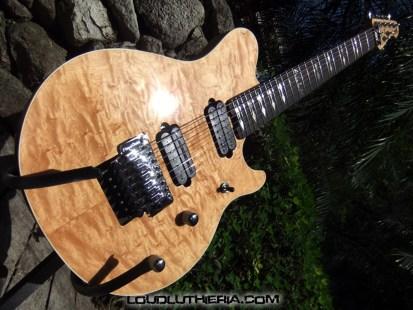 Custom Axis 7 strings