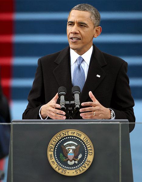 Barack Obama-2013 inauguration