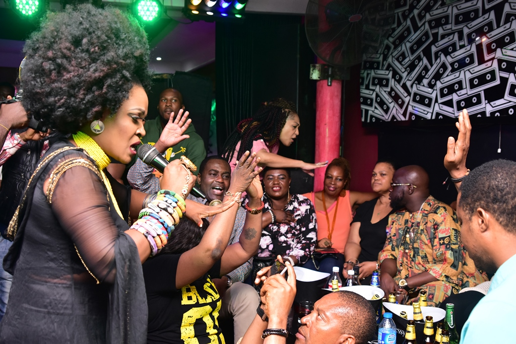 Fun times at LoudNProudLive premium platform One Nite Live & Unplugged with MUMA GEE first ever Mainland edition