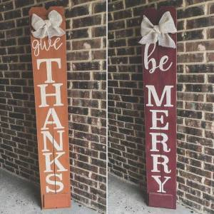 Cork & Pallet - Give Thanks/Be Merry @ Mouse House Art Annex