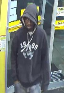 The Loudoun County Sheriff's Office is investigating an armed robbery at the Shell station in the Ashbrook Commons Plaza Ashburn where the suspect fired a shot inside the store April 1.