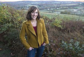 """Danielle Nadler, Loudoun Now's managing editor and author of """"Without a Trace."""" [Douglas Graham/Loudoun Now]"""