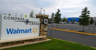 Leesburg Commission Endorses Gas Pumps, Convenience Store in Compass Creek