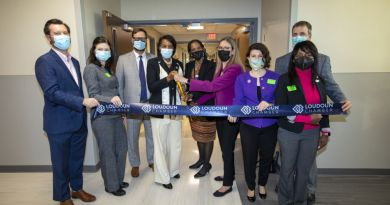 A Place of Peace: StoneSprings Opens Behavioral Health Unit