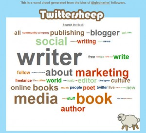 My flock of Twittersheep