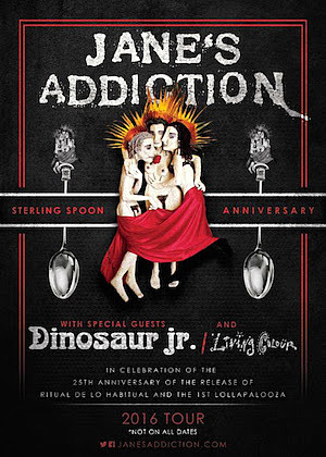 Image result for jane's addiction living colour