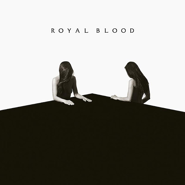 Image result for royal blood how did we get so dark
