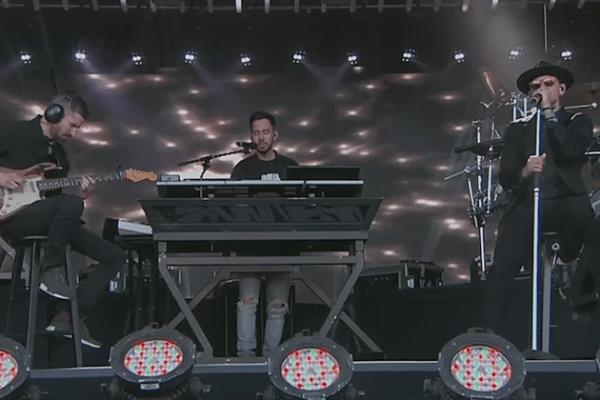 Linkin Park Dedicate 'Kimmel' Performance to Chris Cornell