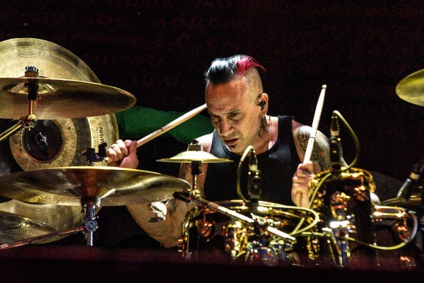Stone Sour Drummer Lands 'Late Night With Seth Meyers ...
