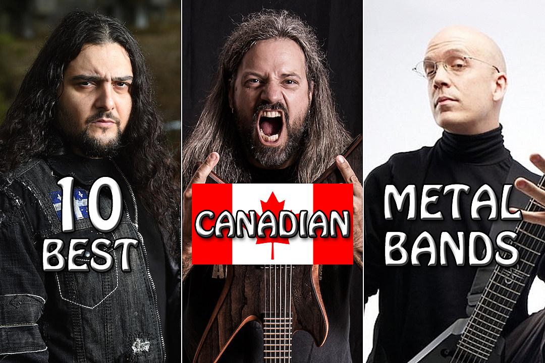 10 Best Canadian Metal Bands