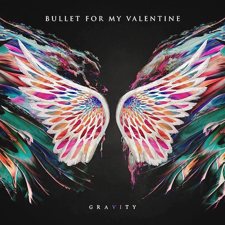 Hear Bullet For My Valentines Gravity Album Single