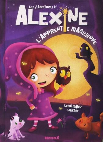 Alexine, l'apprentie magicienne, éd. Hemma
