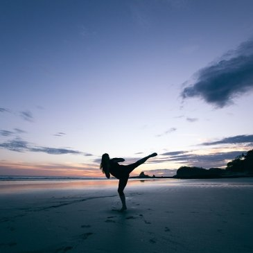 Using Karate To Cope With Stress And Anxiety