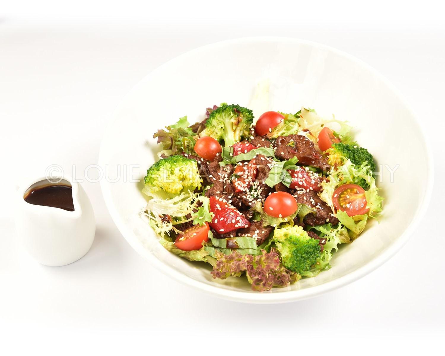 LouieAlmaPhotography_Food_Protein&Carb_ThaiBeefSalad