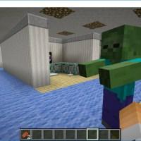 Hidkalde Zombie med mere health i Minecraft