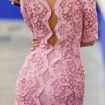 15 Einfach Rosa Kleid Mit Spitze Design17 Top Rosa Kleid Mit Spitze Stylish