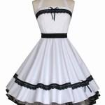 10 Perfekt Schwarz Weißes Kleid VertriebAbend Großartig Schwarz Weißes Kleid Boutique