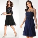 Formal Perfekt Blaues Kleid Hochzeitsgast Bester PreisAbend Schön Blaues Kleid Hochzeitsgast Spezialgebiet