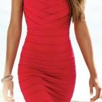 Formal Einzigartig Elegantes Rotes Kleid Bester Preis Spektakulär Elegantes Rotes Kleid Boutique