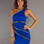 Abend Schön Elegante Kleider Blau Ärmel20 Großartig Elegante Kleider Blau Bester Preis