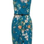 Formal Schön Damen Kleid Blau StylishFormal Schön Damen Kleid Blau für 2019