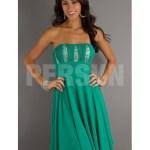 Designer Top Grünes Kurzes Kleid Ärmel Cool Grünes Kurzes Kleid Spezialgebiet