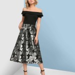 17 Spektakulär Abendkleider Midi Ärmel10 Fantastisch Abendkleider Midi Vertrieb