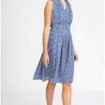 10 Großartig Sommerkleid Blau BoutiqueFormal Großartig Sommerkleid Blau Ärmel