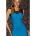 15 Wunderbar Blaues Kurzes Kleid Design10 Cool Blaues Kurzes Kleid Vertrieb