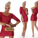 10 Kreativ Abendkleid Rot Glitzer DesignFormal Cool Abendkleid Rot Glitzer Galerie