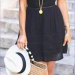 Fantastisch Schwarzes Kleid Auf Hochzeit für 201915 Genial Schwarzes Kleid Auf Hochzeit Design