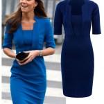 20 Erstaunlich Blaues Kleid Langarm für 2019Abend Perfekt Blaues Kleid Langarm für 2019