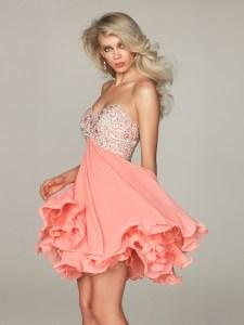 Formal Elegant Kleid Kurz Rosa Bester Preis13 Kreativ Kleid Kurz Rosa Vertrieb