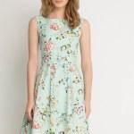 Kreativ Kleid Mit Blumenprint Boutique15 Fantastisch Kleid Mit Blumenprint Design