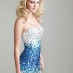 Designer Cool Blaues Kleid Mit Glitzer BoutiqueAbend Ausgezeichnet Blaues Kleid Mit Glitzer Ärmel