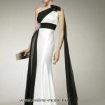 17 Genial Abendkleid Schwarz Weiß Lang Design17 Wunderbar Abendkleid Schwarz Weiß Lang Galerie