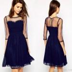 Designer Cool Blaues Kurzes Kleid Bester Preis20 Einfach Blaues Kurzes Kleid Spezialgebiet