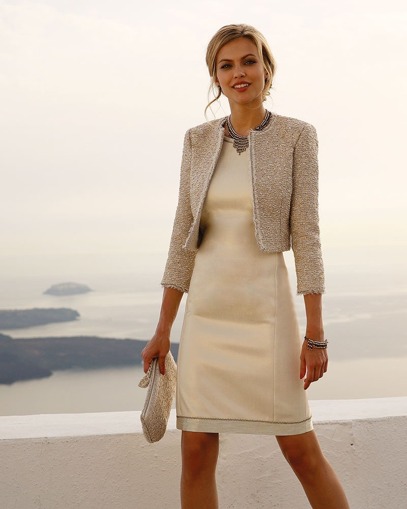 Abend Luxus Kleid Brautmutter Hochzeit Design - Abendkleid