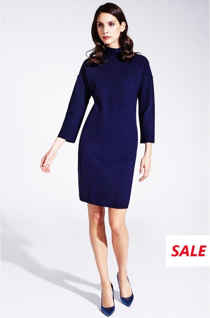 Abend Perfekt Blaues Kleid Spezialgebiet Abendkleid