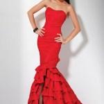 Abend Luxus Abiballkleider Lang Rot Spezialgebiet13 Schön Abiballkleider Lang Rot Stylish