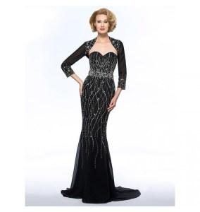 Abend Schön Abendkleid Mit Bolero GalerieAbend Fantastisch Abendkleid Mit Bolero Bester Preis