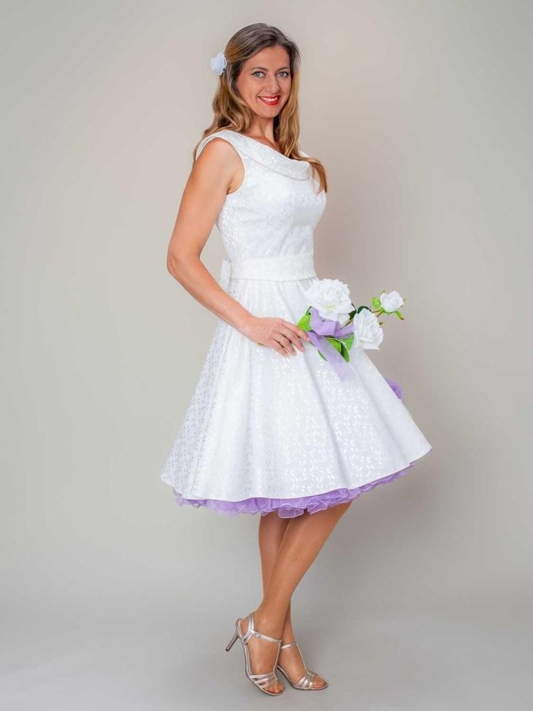 Designer Perfekt Kleid Flieder Hochzeit Vertrieb Abendkleid