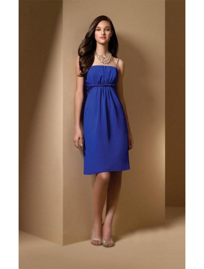 Designer Schon Blaues Kleid Fur Hochzeit Spezialgebiet Abendkleid
