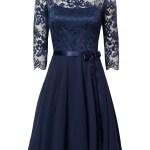 15 Einzigartig Blaues Kleid Mit Ärmeln Vertrieb17 Top Blaues Kleid Mit Ärmeln Boutique