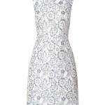 Formal Einfach Kleid Hellblau Spitze VertriebFormal Leicht Kleid Hellblau Spitze Stylish
