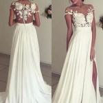 Ausgezeichnet Weißes Abendkleid Günstig Spezialgebiet17 Spektakulär Weißes Abendkleid Günstig Boutique