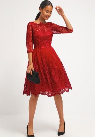 Temperament Schuhe billigsten Verkauf hohe Qualitätsgarantie festliches kleid rot mädchen Archives - Abendkleid