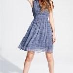 17 Schön Sommerkleid Blau Galerie Leicht Sommerkleid Blau Spezialgebiet